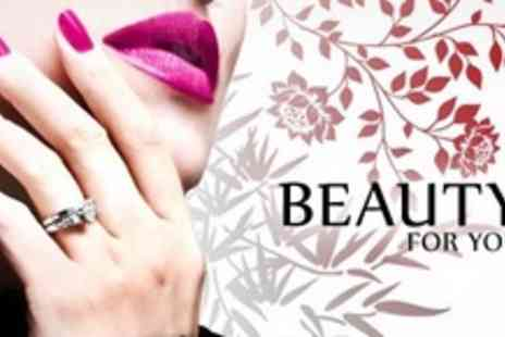 Beauty for you - Shellac Manicure - Save 55%