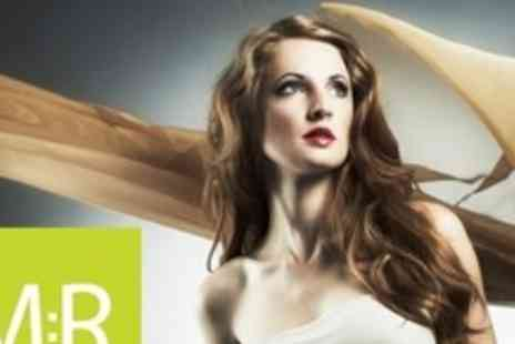 Mark Robert Hair - Cut, Blow Dry and Conditioning Treatment - Save 59%