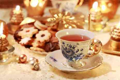 Rutland County Golf Club - Christmas Themed Afternoon Tea with an Optional Glass of Mulled Wine  - Save 0%