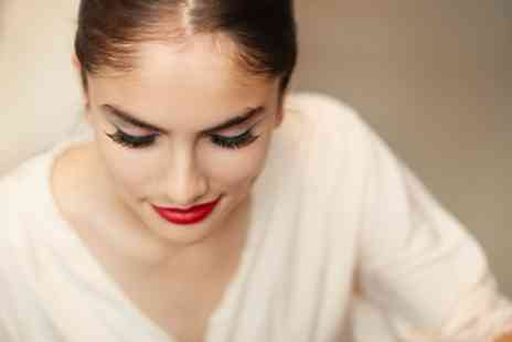 skin and tonic - Eyelash Tint, Eyebrow Wax and Tint, and Choice of Facial or Back Massage - Save 47%
