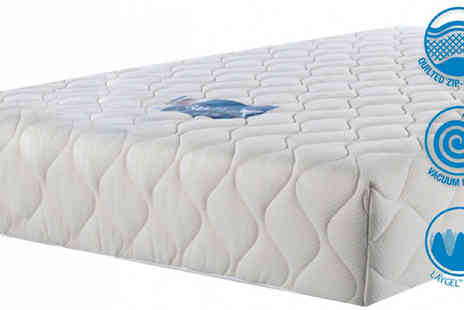 My mattress Online - Gel Flex 20 Mattress - Save 44%