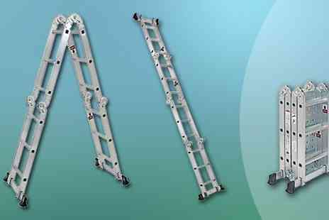 Plus Bee - Multi Purpose Ladder - Save 64%