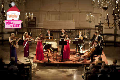 London Concertante - Ticket to Viennese Christmas plus a CD single and a programme  - Save 49%