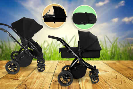 Ickle Bubba -  Stomp v2 all in one multi function pushchair  - Save 0%