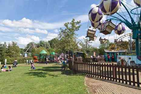 Gullivers - Family gift ticket to any Gullivers Theme Park   - Save 39%