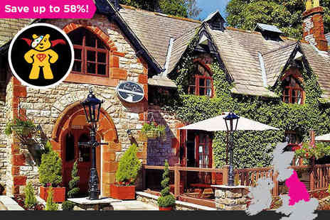 Chequers Hotel - Two nights stay for two with breakfast  - Save 58%