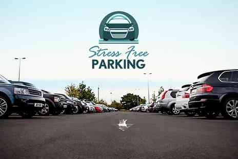 Stress Free Airport Parking - Meet and Greet Parking  - Save 0%