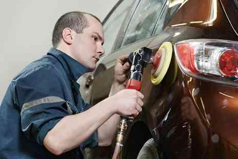 Car Wash Cafe - Car Scratch and Paintwork Touch Up for Up to Four Panels  - Save 0%