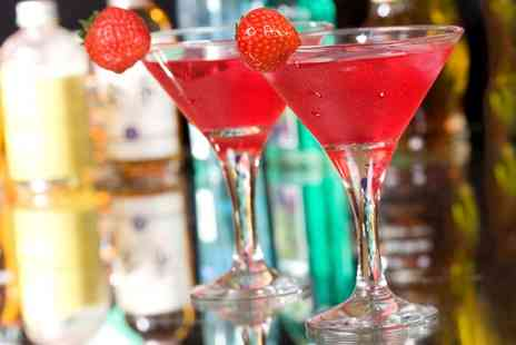 Luxor Bar & Restaurant - Strawberry Daiquiri for Two of Four - Save 0%