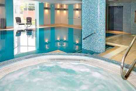 The Cheltenham Chase Hotel - Spa Day With Two Treatments For One or Two  - Save 0%