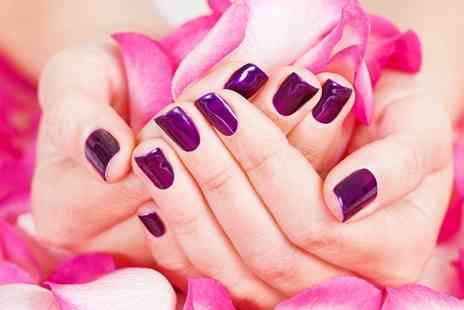 Polished To Perfection - Gel Polish on Hands or Feet or Both - Save 40%