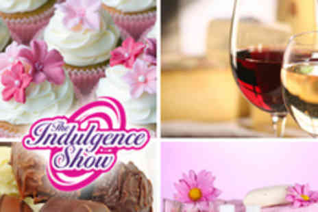 The Indulgence Show - Weekend ticket for The Indulgence Show - Save 58%