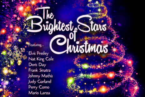 Memory Lane Media  - The Brightest Stars of Christmas Two CD - Save 40%
