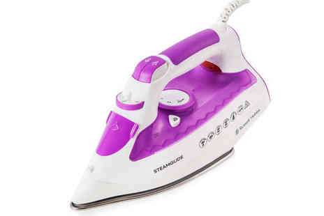 Giddy Aunt - Russell Hobbs Steamglide Iron - Save 65%