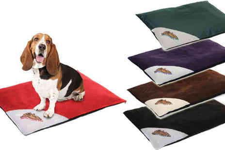 iShopper - Snoozzzeeedog Winterberry Deluxe Lounger - Save 48%