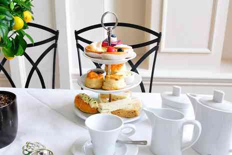 Holiday Inn  - Hendricks Gin & Tonic Afternoon Tea for Two  - Save 50%
