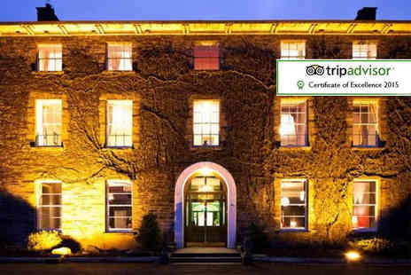 Hammet House - Overnight Pembrokeshire stay for two including breakfast - Save 52%
