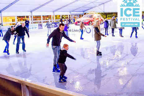 Ice Festival -  Skating Pass for One   - Save 0%
