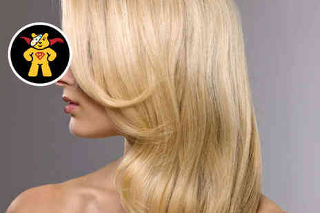 Limelight Salon - Haircut and Blow Dry with Half Head of Highlights or Full Head Tint - Save 53%