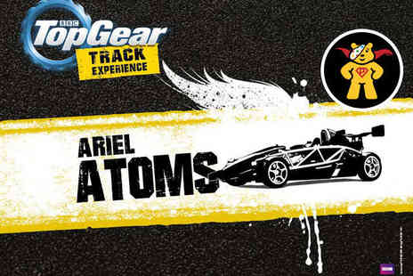 BBC Top Gear Track Experience - Ariel Atoms Track Experience with Studio Access - Save 0%