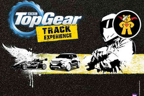 BBC Top Gear Track Experience - Hot Lap with the Stig and 4x4 Off Road Experience with Studio Access - Save 0%