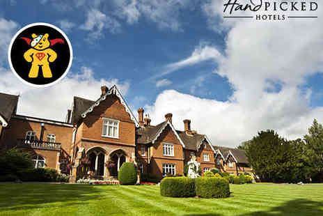 Audleys Wood Hotel - Two Night Stay for Two with Breakfast Daily and Three Course Dinner on First Evening - Save 0%