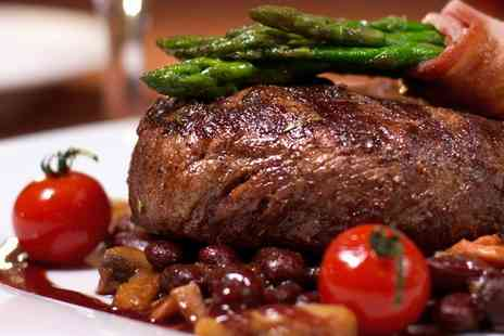 Stacks - Two Course Sunday Lunch for Two - Save 0%
