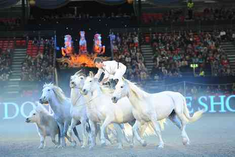 The London International Horse Show - Entry to The London International Horse Show - Save 64%