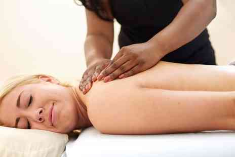 Bespoke Beauty Boutique - Back, Neck and Shoulder Massage - Save 57%