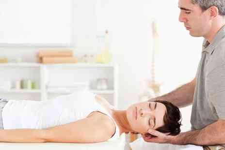 Mark Dulson Osteopathy - One Sessions with a Consultation - Save 80%