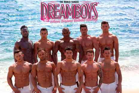 King Georges Hall - Entry to The Dreamboys Live and Wine for One - Save 41%