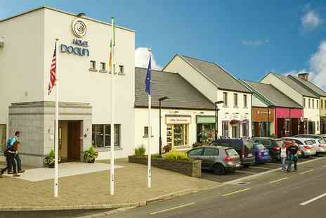 Hotel Doolin - One or Three Nights stay For Two With Breakfast Entry to the Cliffs of Moher and Welcome Drink  - Save 0%