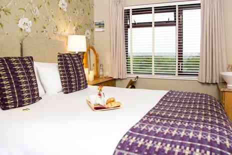 Fields Lodge Bed & Breakfast - One or Two Nights Stay For Two With Breakfast and Late Check Out  - Save 30%
