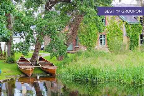 Lusty Beg Island - Four Night Self Catering Cabin Stay For Up to Six With Swimming Pool Access  - Save 48%