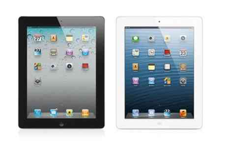 BestBuyPhoto - Refurbished Apple iPad 4 16GB Wi-Fi plus 4G  With Free Delivery - Save 0%