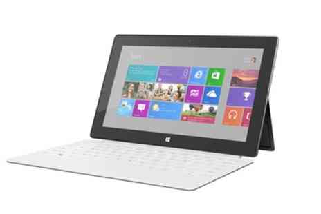 BestBuyPhoto - Microsoft Surface Type Cover 2 White With Free Delivery  - Save 66%