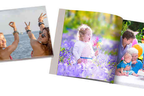 Dip Into - Choice of Soft Cover Photo Books - Save 50%