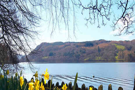 Hillthwaite House Hotel - One or Two Nights stay For Two With Breakfast, Dinner And Late Check Out - Save 0%