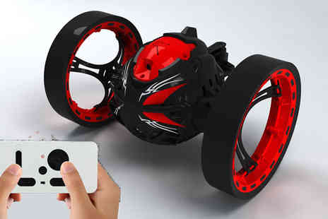 HK J and Y International Trading - Remote Control Smart Bouncerbot - Save 64%