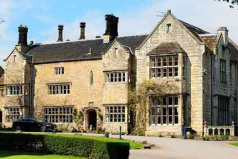 Monk Fryston Hall Hotel - Delightful 16th Century Escape with Dinner - Save 46%