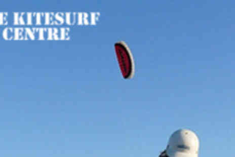 The Kitesurf Centre - Two Hour Power Kiting Experience - Save 51%
