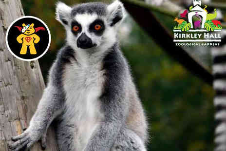 Kirkley Hall Zoological Gardens - Family Entry to Kirkley Hall Zoological Gardens - Save 45%