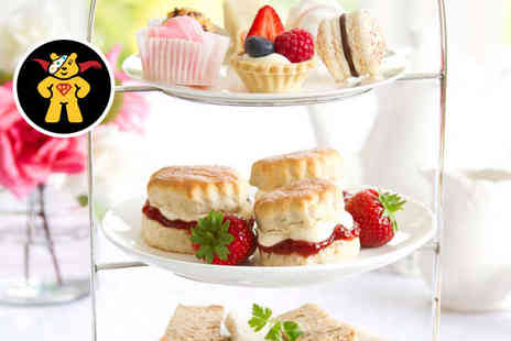 Beechwood Close Hotel and Restaurant - Afternoon Tea for Two   - Save 52%