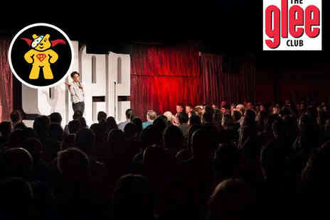 The Glee Club - Saturday Comedy Show Tickets for Two   - Save 0%