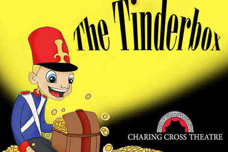 Charing Cross Theatre - Ticket to The Tinderbox - Save 23%
