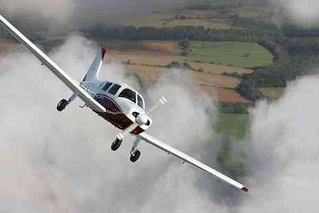 Take Flight Aviation - Half Hour Flying Lesson - Save 50%