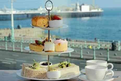 The Waterfront Hotel - Afternoon Tea for Two with All Day Parking and Optional Spa Access  - Save 0%