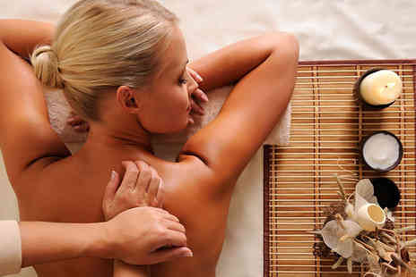 Touch 3 - £14 for a one hour aromatherapy, reflexology or holistic massage worth £49 at - Save 71%