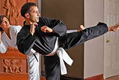 Move GB - Ten Martial Arts Classes - Save 83%