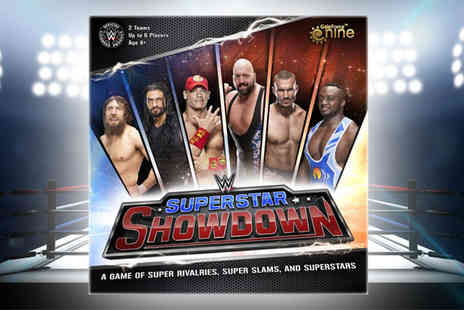 247Toys - WWE Superstar Showdown The Board Game - Save 20%